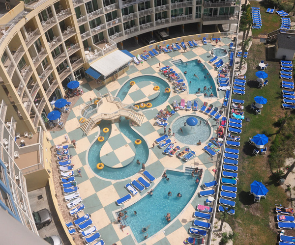 Avista Resort North Myrtle Beach Hotel Amp Condominiums