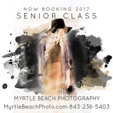 Senior Portraits Myrtle Beach