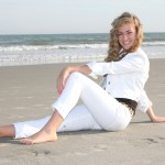 Senior pictures in Myrtle Beach