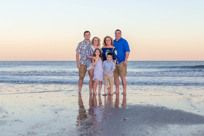 the $375 Beach Portraits Special