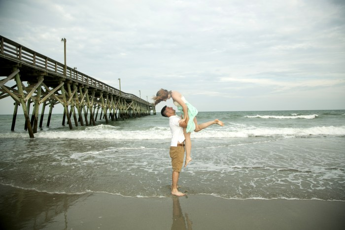Engagement Photography in Myrtle Beach