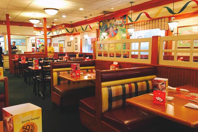 Best Family Friendly Restaurants