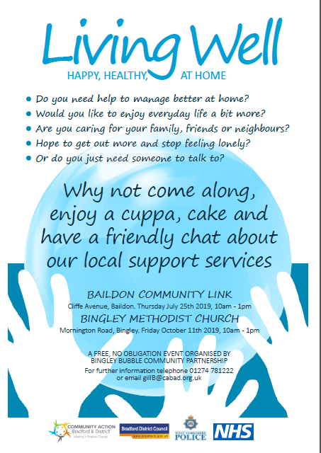 Local support services