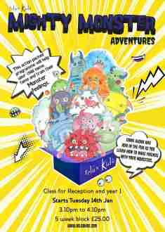 Relax Kids Rec and Yr1 Jan2020
