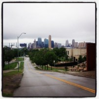 My run view 5/27 - Memorial Day (WWI Memorial Kansas City, Mo.) @ Sally Morrow Photography