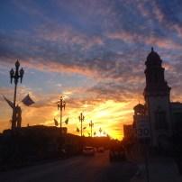 My run view 9/24/14 - Plaza sunset, Kansas City, Mo. © Sally Morrow Photography