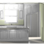 How We Created our Farmhouse Kitchen Design