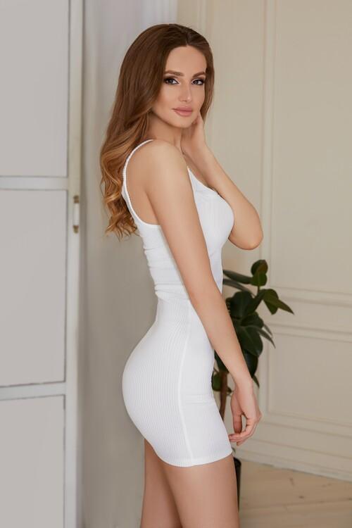 Mary russian brides bikini photos