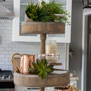 Styling your tiered tray 101