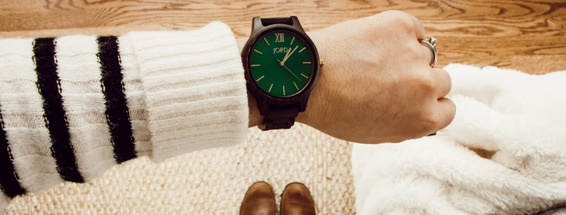 JORD Wooden Watch Frankie Series