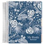 Erin Condren Tropics Life Planner Customized