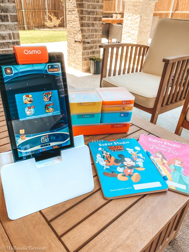 Osmo Eduational Games for Kids