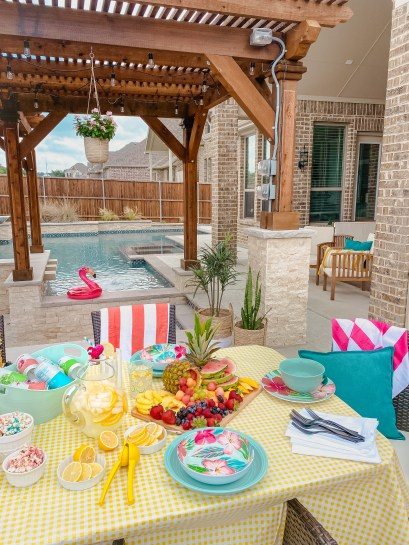 Pool Party Ideas
