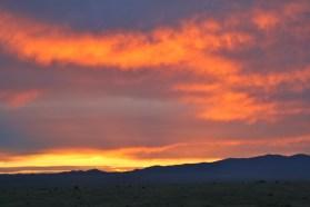 Sunset Ucross Wy