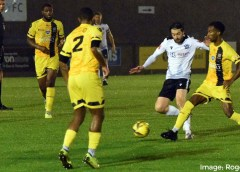 Salisbury Slip and Slide to a Home Defeat