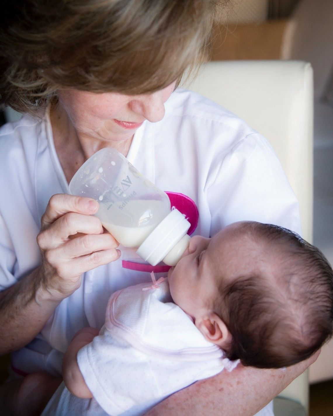 ayuda profesional tras el parto