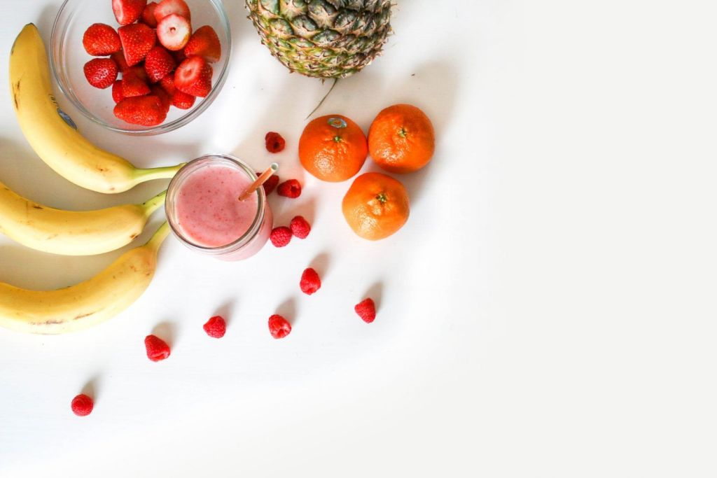frutas alimentación complementaria