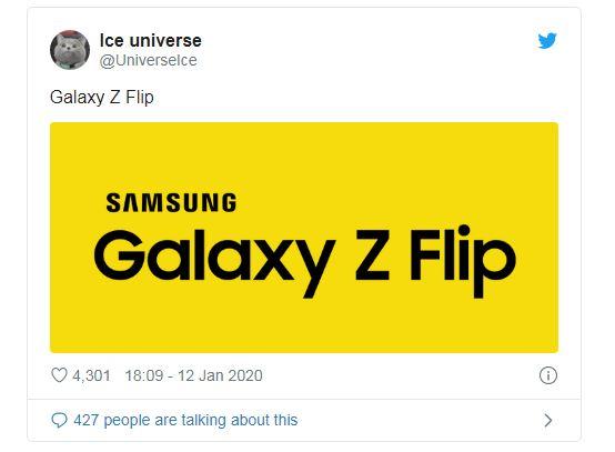 Samsung Galaxy Z Flip SM-F700F gets FCC Approval