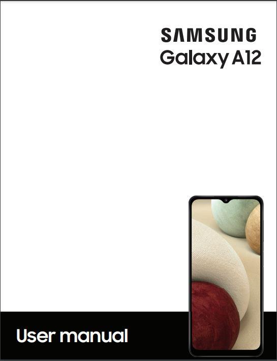 xfinity Samsung Galaxy A12 manual / User Guide
