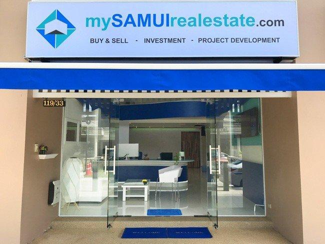 Koh Samui Real Estate Office