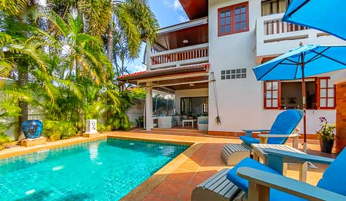 Villa Beryl – Close To The Beach – North-East Of Koh Samui – Bangrak