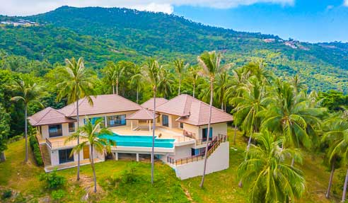 Villa Maestro – Beautiful Opportunity – North Of Koh Samui – Ban Tai