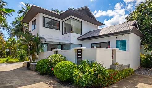 Villa Manganite – Modern Style Villa – North Of Koh Samui – Maenam