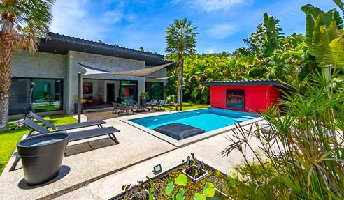 Villa Mimosa – Safe Haven – North Of Koh Samui – Maenam
