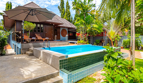 Villa Mettlesome - Splendid 2 Bedrooms Pool Villa - West Of Koh Samui - Nathon