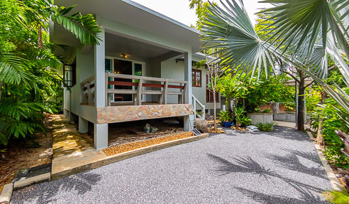 Villa Pailin - Prime location - North Of Koh Samui - Bangrak