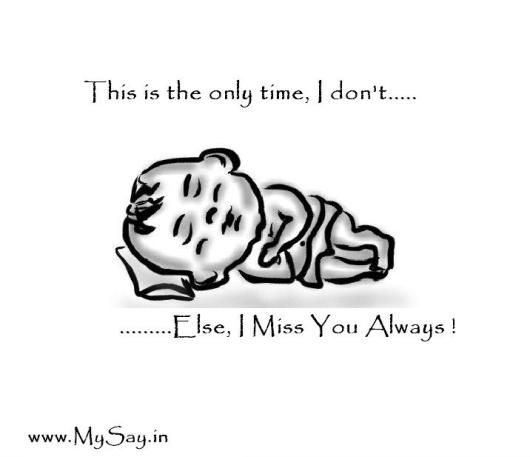 I Miss You! | MySay.in | Cartoons Doodles & Quotes for T-Shirts Mugs ...