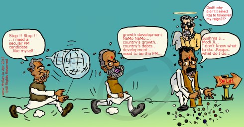 uddhav thackeray cartoon,modi cartoon,nitish kumar cartoon,bal thackeray cartoon,mysay.in,political cartoons,