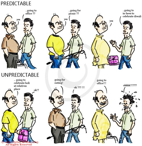 dress code cartoon,indian comic strip,cartoons,mysay.in,