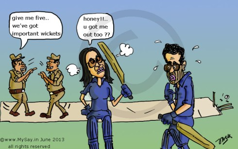 shilpa shetty cartoon,raj kundra cartoon,ipl betting cartoon,mysay.in