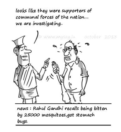 rahul gandhi funny jokes,political cartoon jokes,mysay.in,