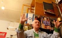 Russia - Novosibirsk - A painter tells me about Birobidjan