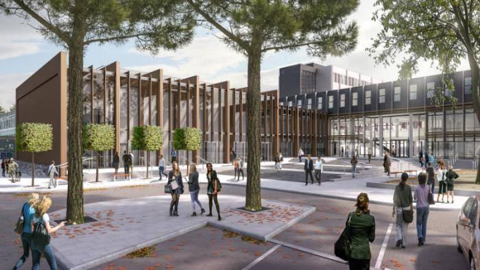 John Henry Brookes Scholarships At Oxford Brookes University, UK 2018