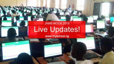 JAMB 2018 Mock Exam - Live Updates!