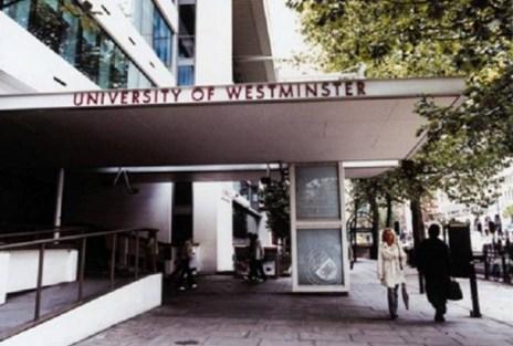 2018 Vice-Chancellor Scholarships At University Of Westminster, UK