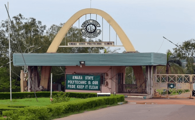 KWARAPOLY HND Admission List, 2018/2019 Out