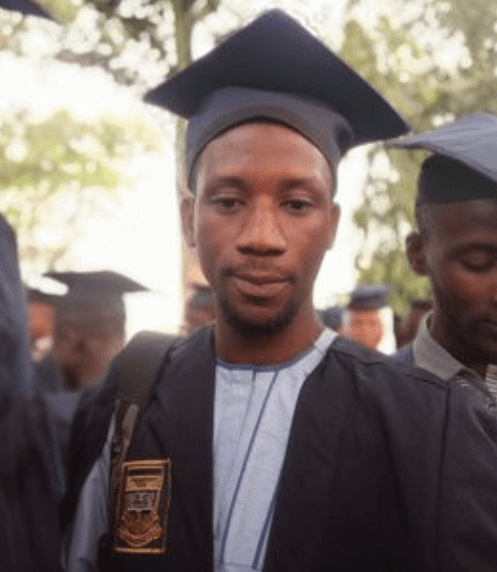 Student Finally Gain Admission into the University 8 years after Leaving Secondary School