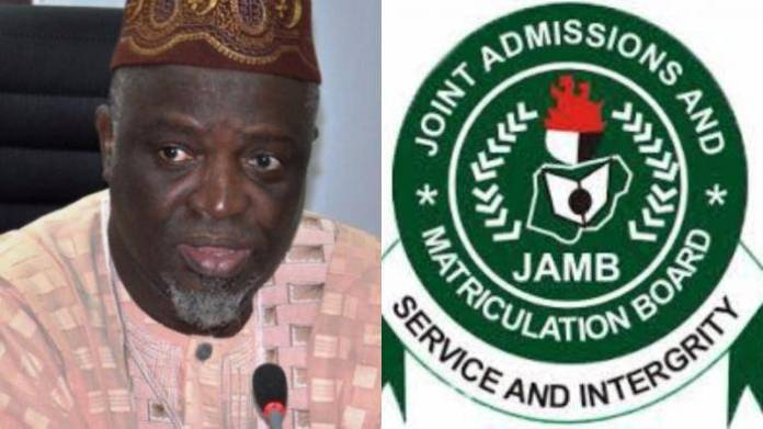 JAMB registers 560,671 UTME candidates and 18,492 DE candidates as at May 2nd