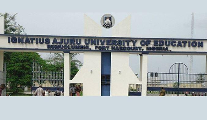 Ignatius Ajuru University Direct Entry and JUPEB Admission List, 2018/2019 Out