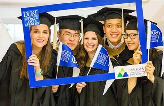 2021 Chancellors' Scholarships for International Students at Duke Kunshan University