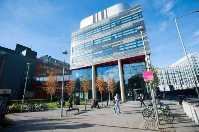 International Performance Sport Funding At University of Strathclyde - UK, 2020