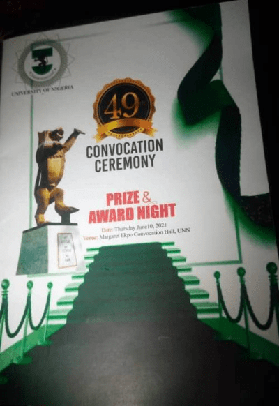 unn awards 1000 to best graduating students