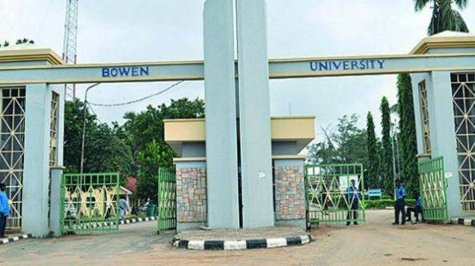 Bowen University Schedule For Online Post-UTME Screening Test For 2020/2021