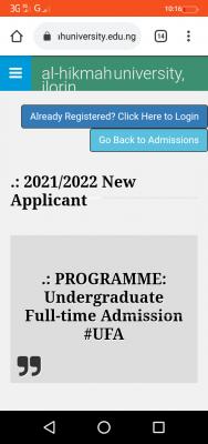 Al-Hikmah University Post-UTME 2021: Eligibility and Registration Details