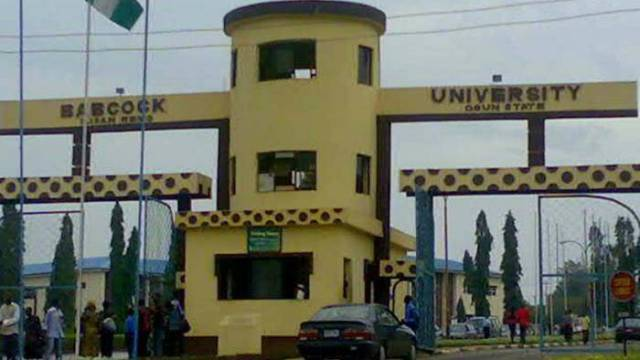 Babcock Admission List (Batch A) Released, 2018/2019