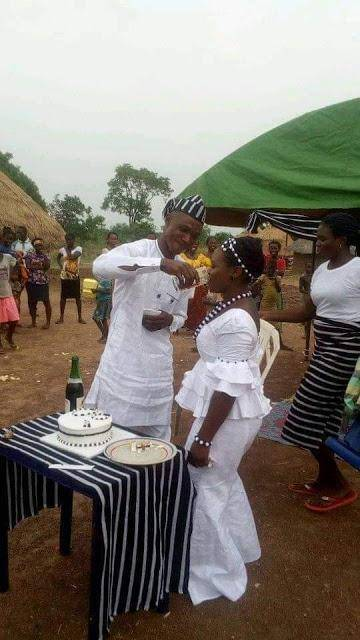 Corps Member Does His Traditional Wedding and Dies Three Days Later